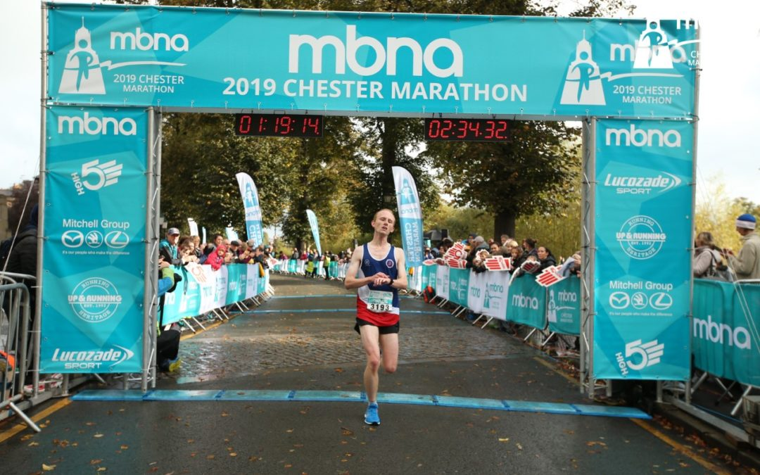 Autumn Marathon Success